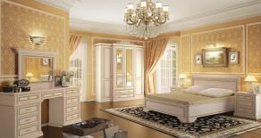 Спальня Нике Аворио