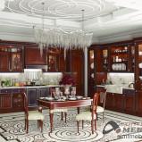 Кухня Турин art deco