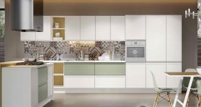 Кухня Белладжио бьянко