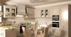 Кухня Манчестер Лён